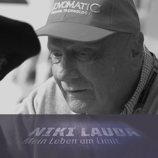 Niki Lauda – Mein Leben am Limit