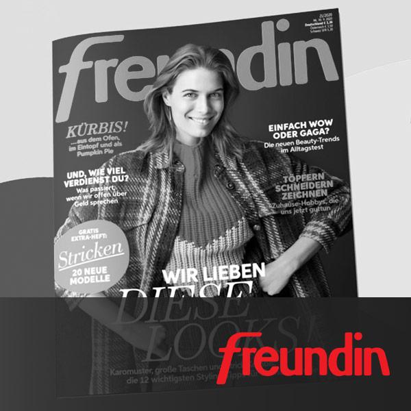 Freundin Magazin | TV- und Instore-Spots