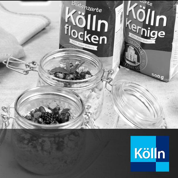 Kölln Haferflocken | Social Media & TV-Spots