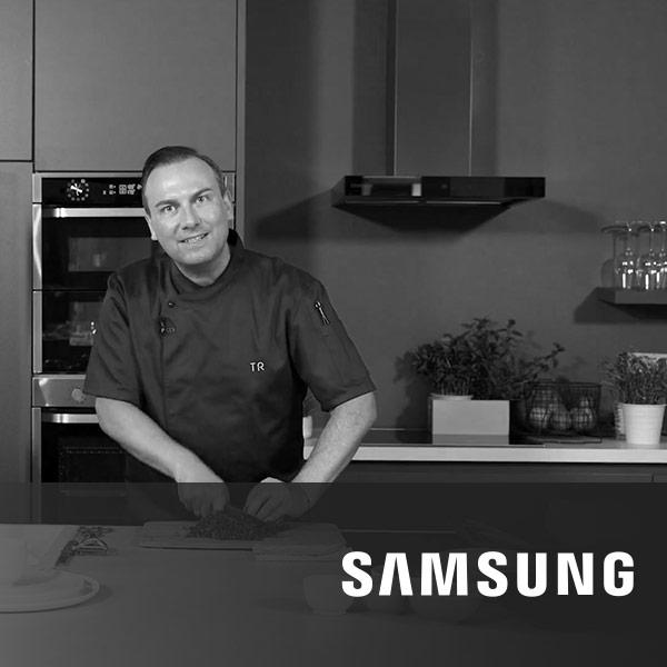 Tim Raue für Samsung | Social Media Serie